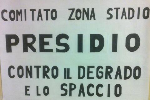cartello presidio